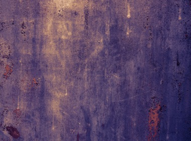 Blue Grunge Rusted Metal Background Texture