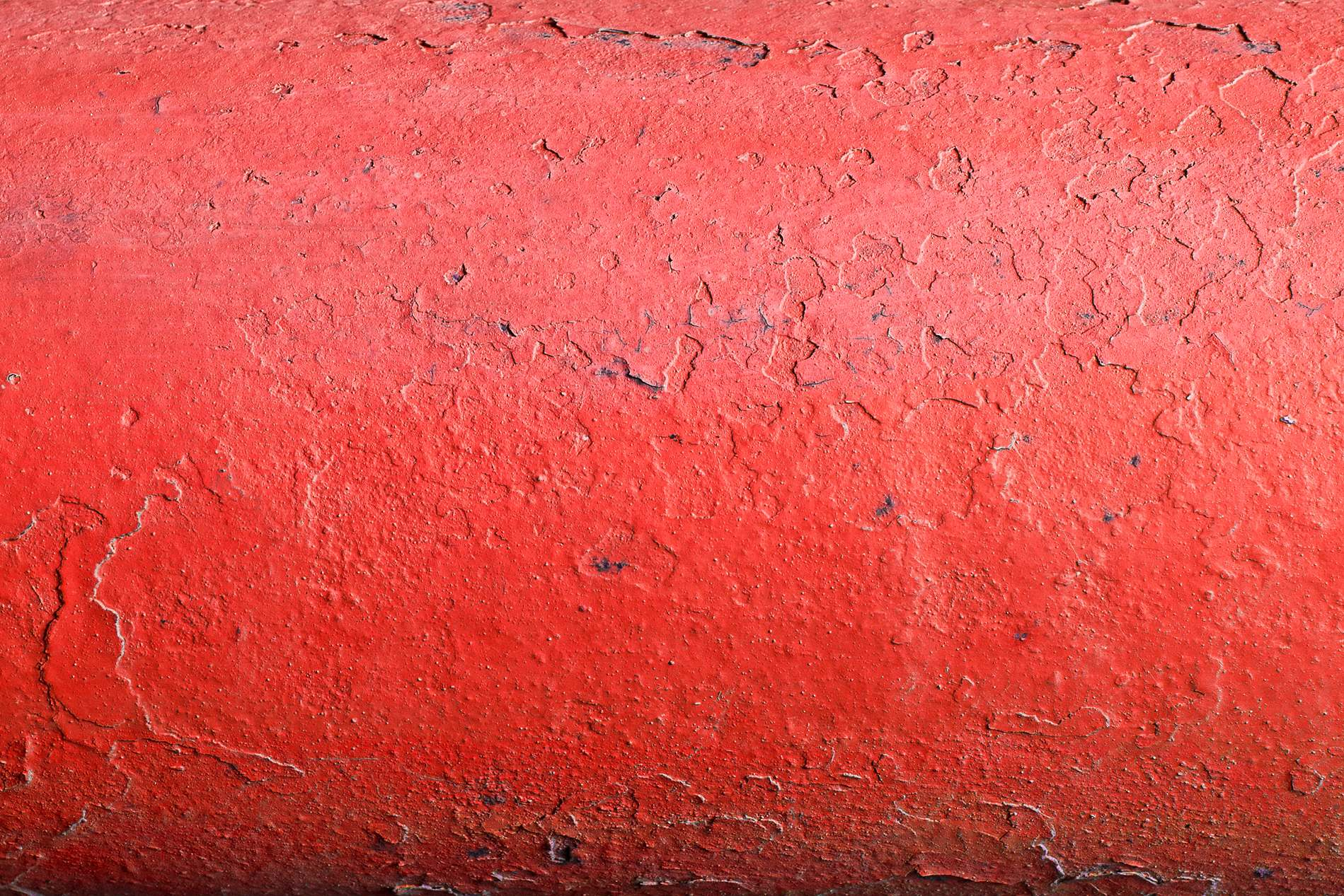 Rugged Red Painted Metal Texture PhotoHDX