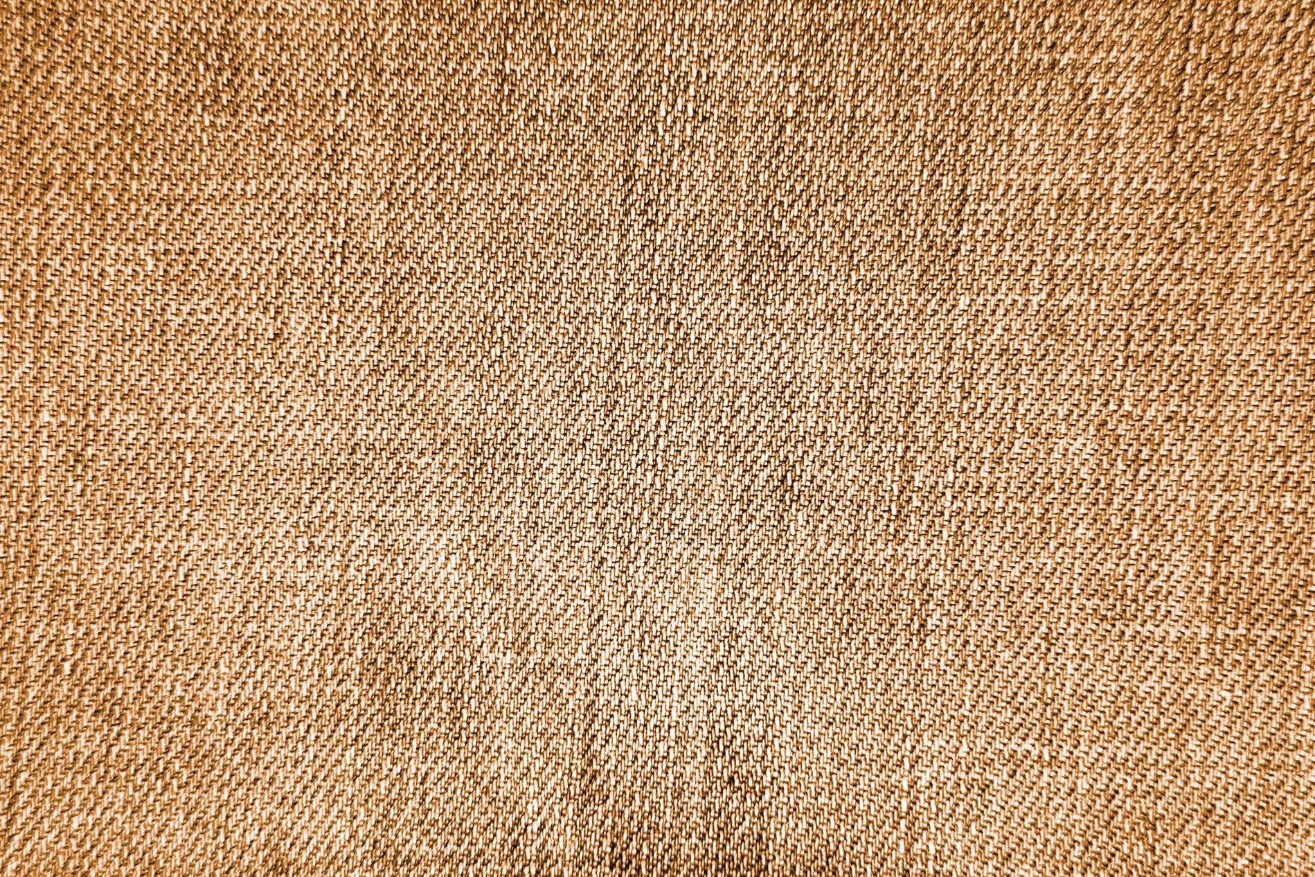 Brown Vintage Fabric Texture Background