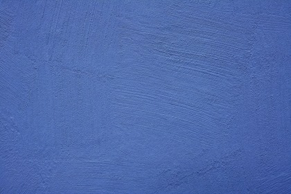 Blue Painted Concrete Wall Texture