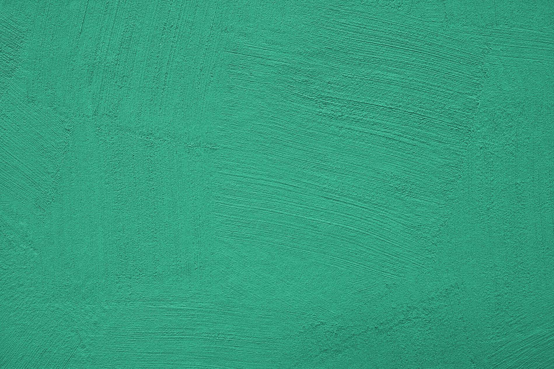 Vintage Green Painted Concrete Wall Texture