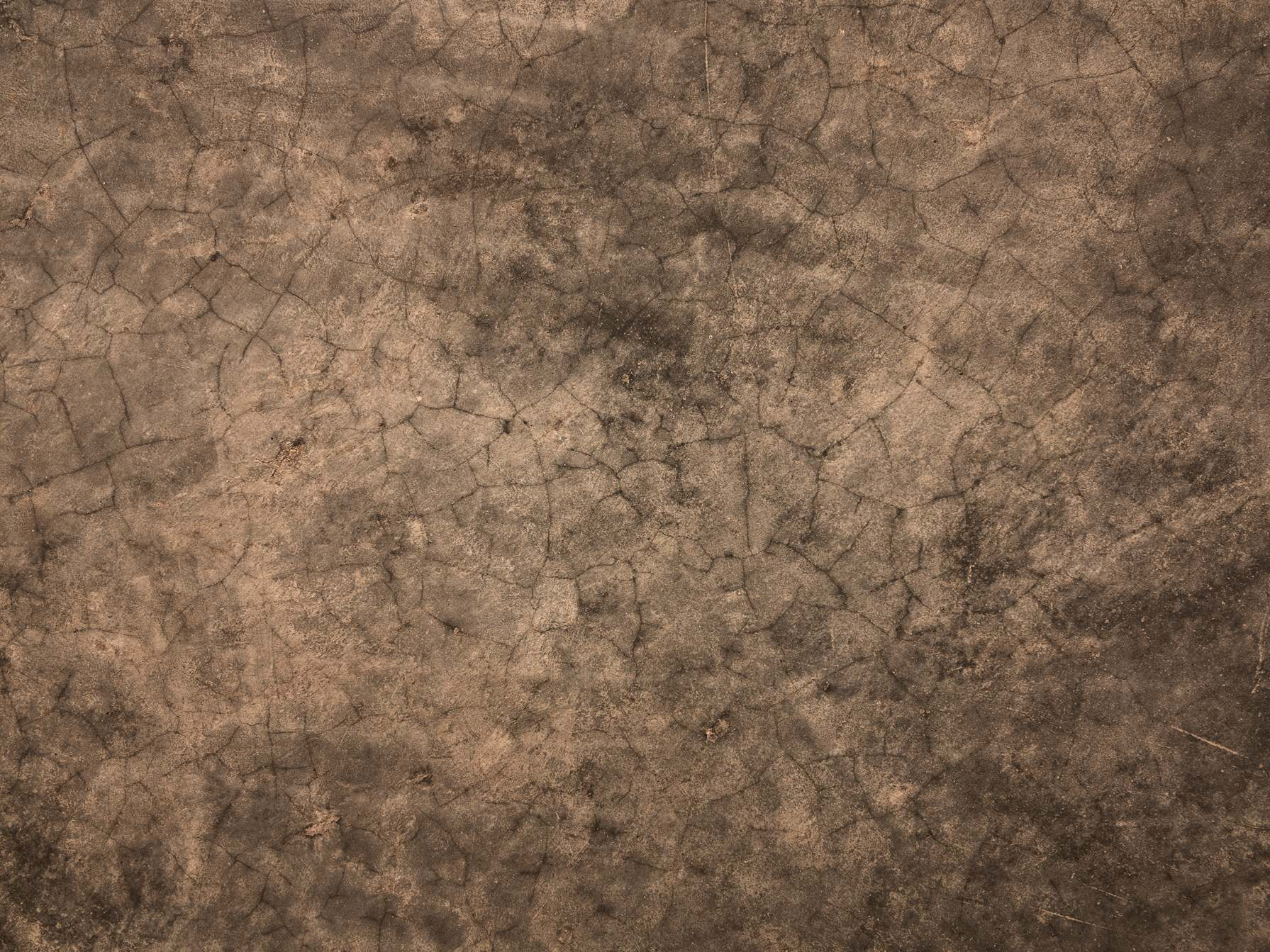 Brown Cracked Concrete Floor Texture Photohdx