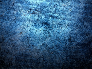 Blue Grunge Cracked Concrete Wall Texture