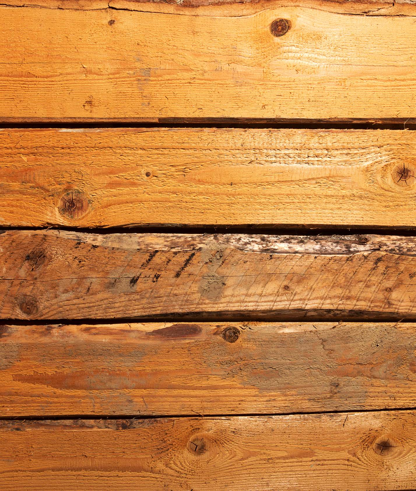 Wood Horizontal Boards Texture