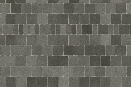 Grey American Brick Wall Texture