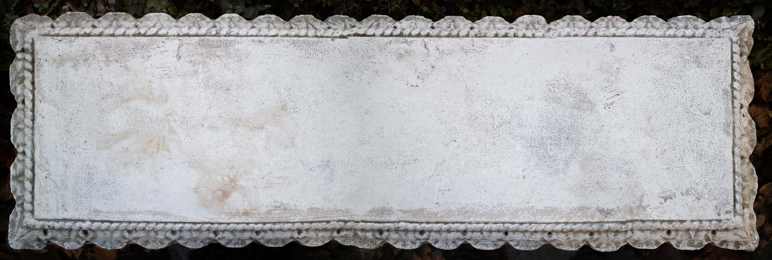 Clean ancient white concrete slab photohdx for How to clean concrete slabs