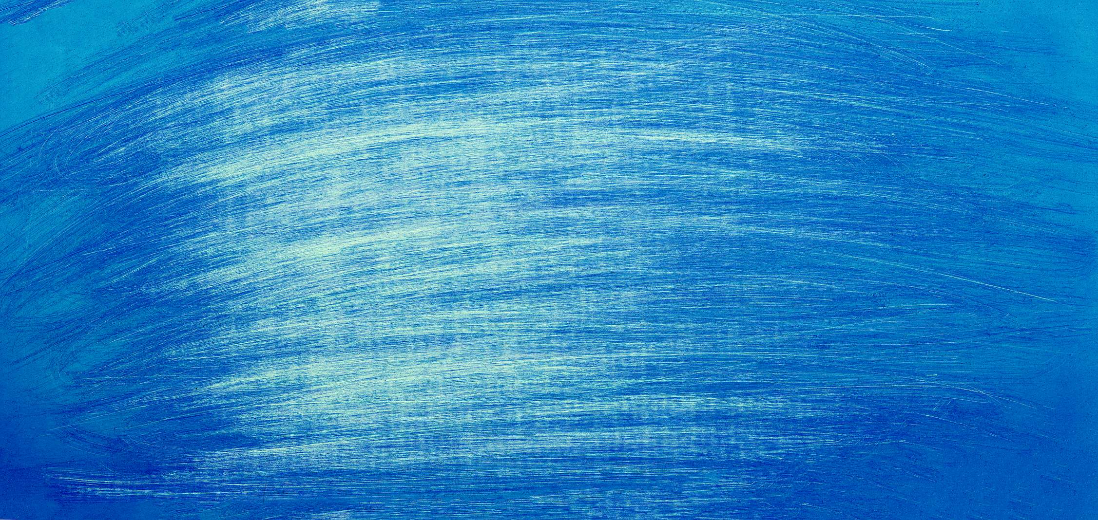 Blue Scratched Wall Vintage Background Panorama Photohdx