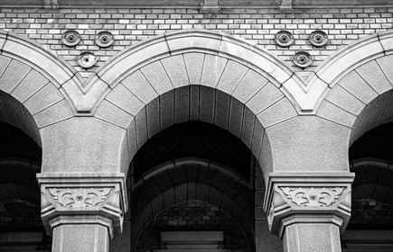 Old Building Arch