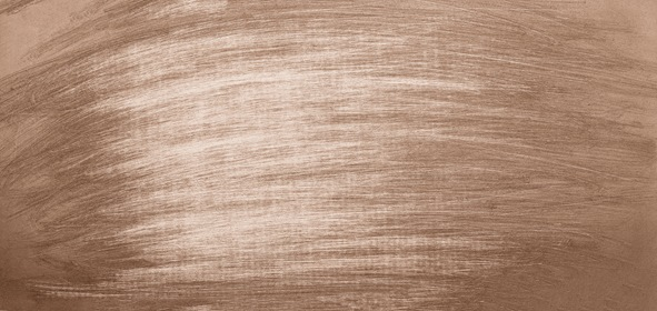 Sepia Brown Vintage Scratched Horizontal Wall Background
