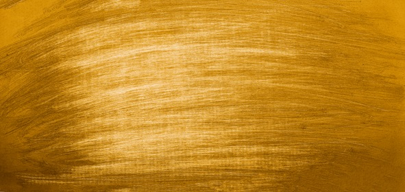 Yellow Brown Vintage Scratched Paint Wall Background