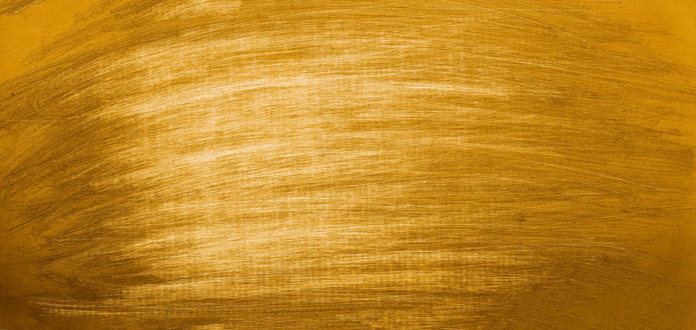 Yellow Brown Vintage Scratched Paint Wall Background - PhotoHDX