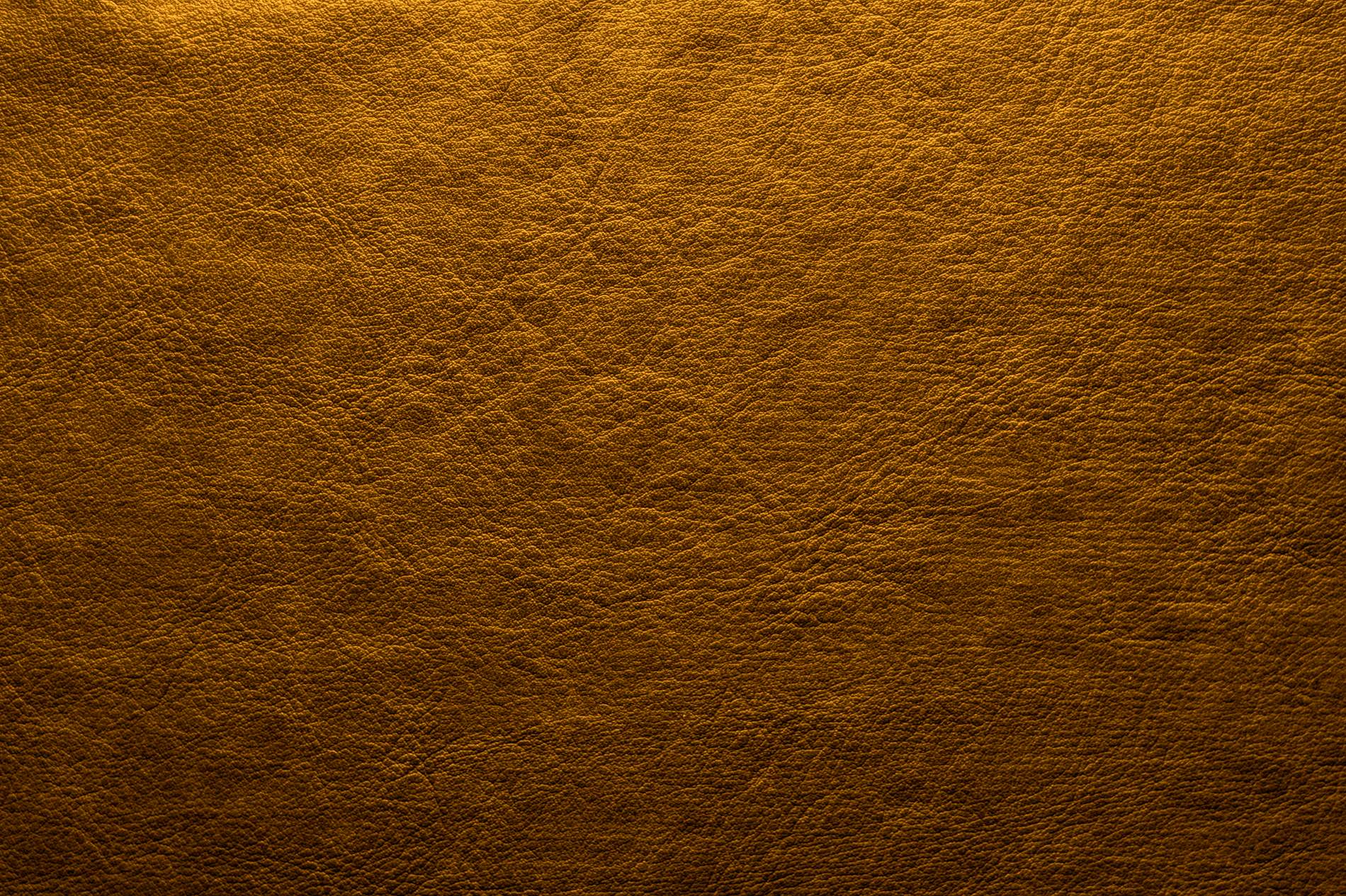 Dark Yellow Gold Leather Background Photohdx