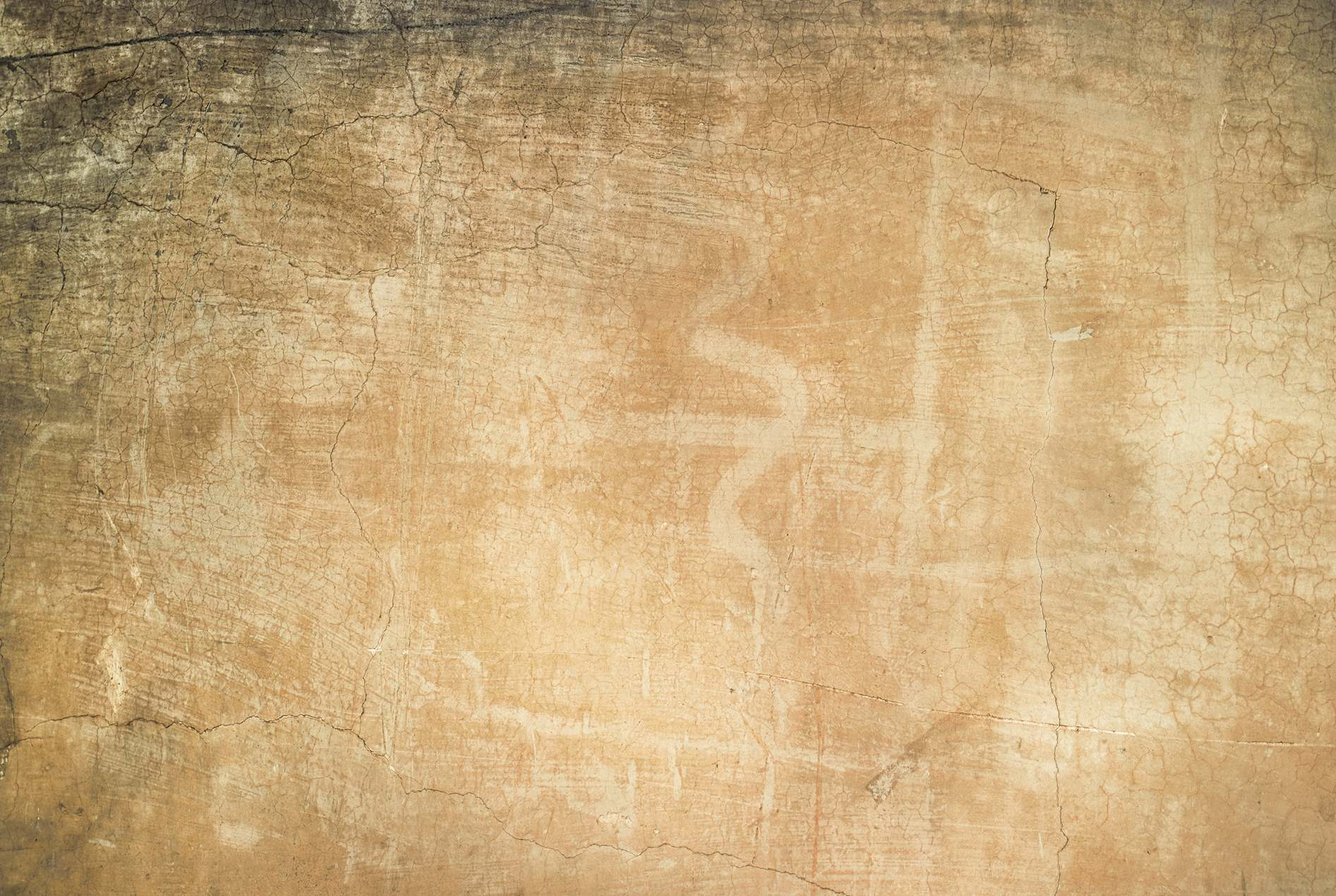 Vintage yellow wall texture background photohdx for Textures and backgrounds