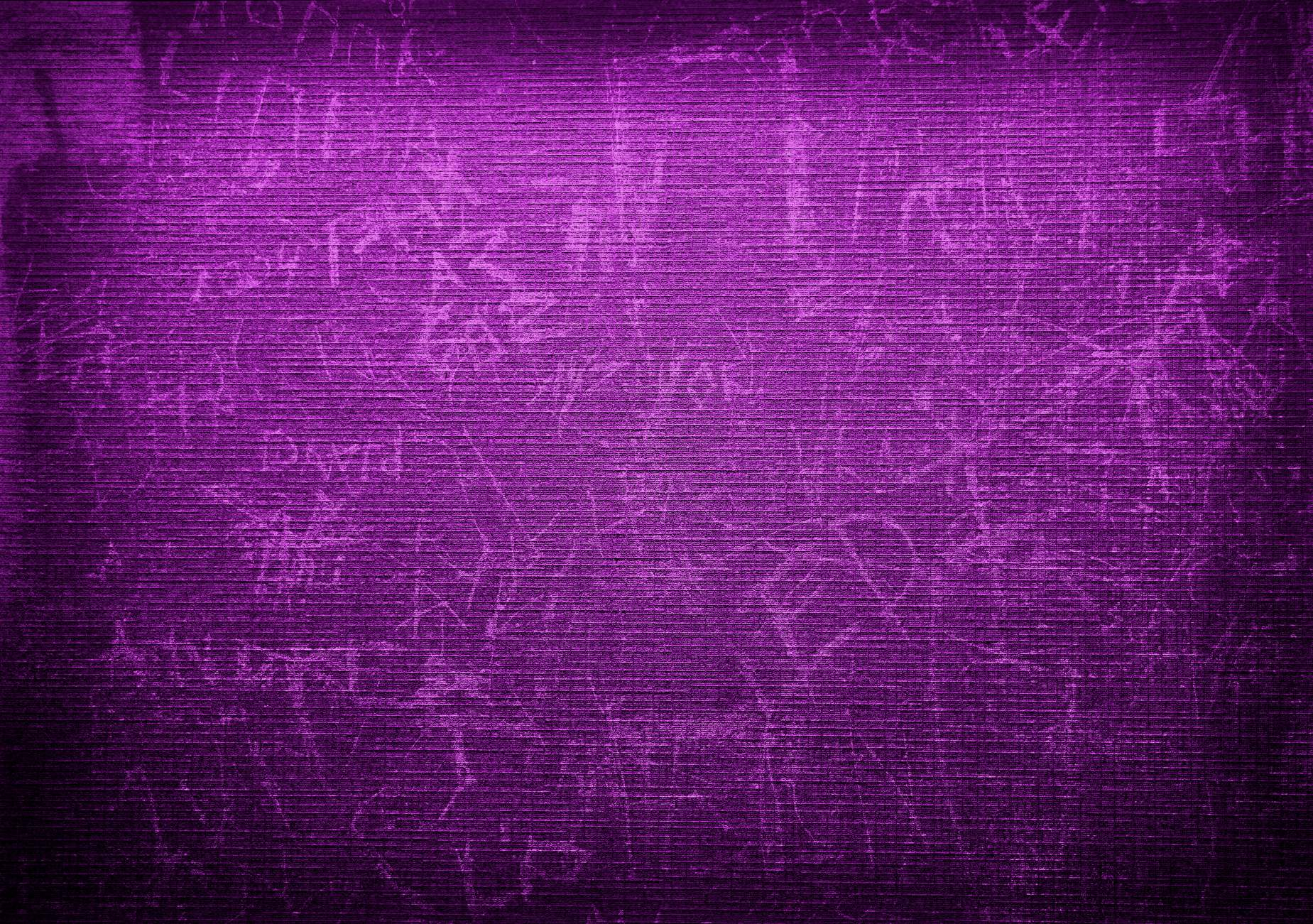 Scratched Purple Wall Background Texture