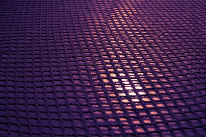 Purple Fabric Grille Texture