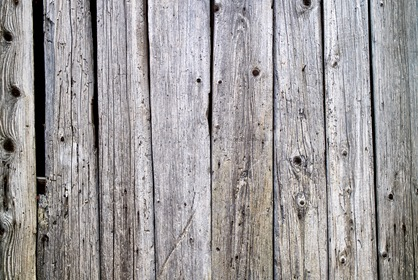 Old Wood Fence Vertical