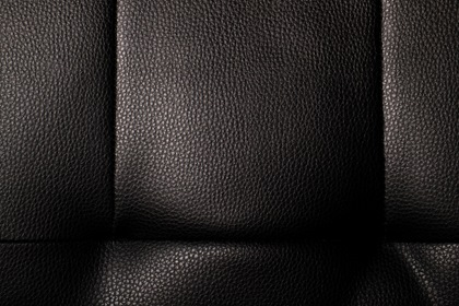 Black Couch Leather Texture