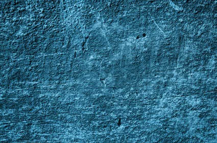 Dark Blue Grungy Wall Texture