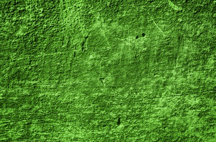 Dark Green Old Scratched Wall Texture