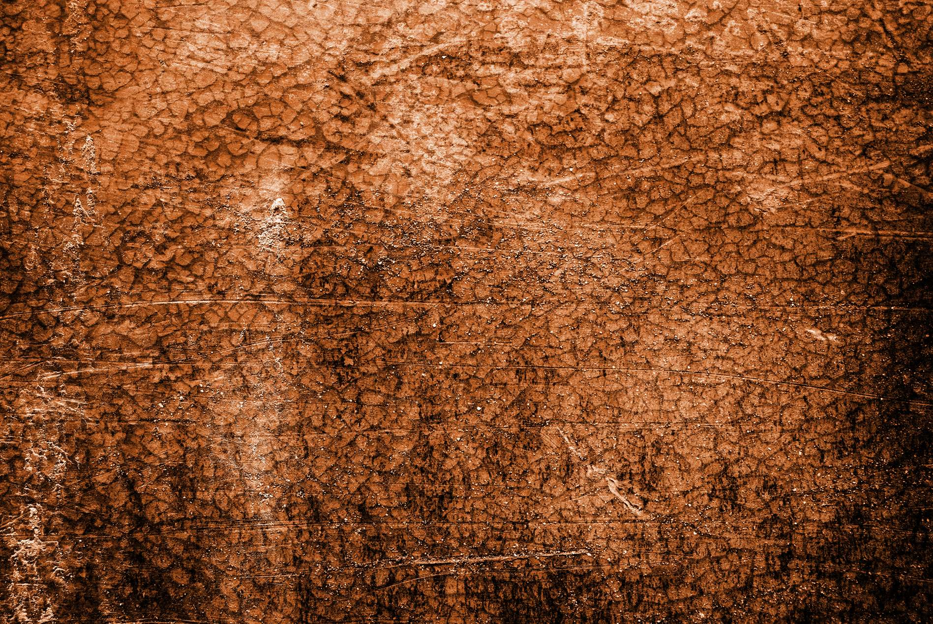 Grunge Cracked Brown Wall Texture Photohdx