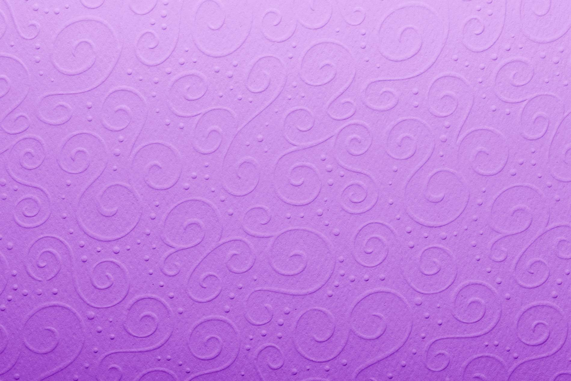 Purple Vintage Paper Texture Twirl Embossed Design