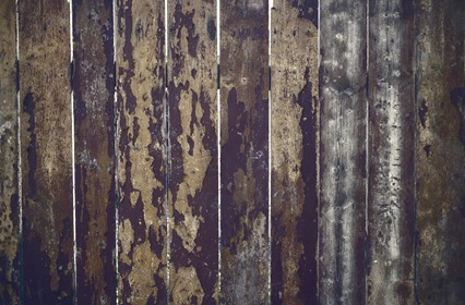 Grungy Wood Planks Texture Background