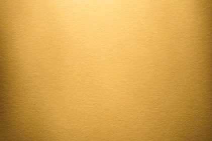 Clean Yellow Paper Background Texture