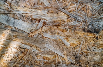 Pieces Of Pressed Wood Texture