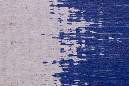 White Blue Withered And Scratched Paper Texture