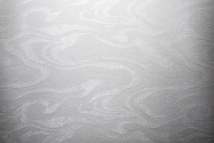White Grainy Paper Texture With Wave Design