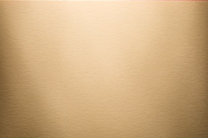 Clean Yellow Vintage Paper Background Texture