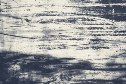 Gray Grungy Scratched Background