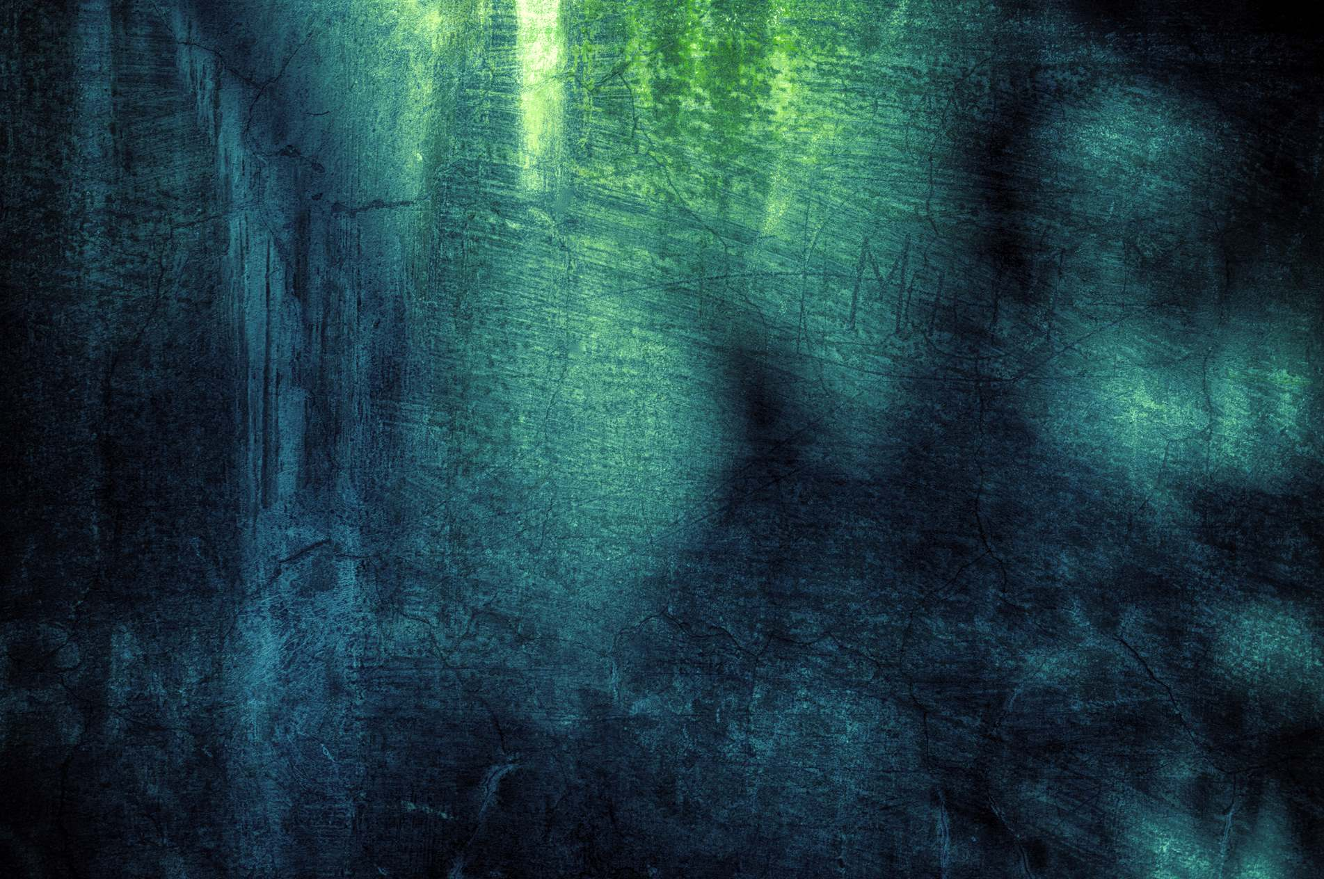 Dark Blue Grungy Background Texture - PhotoHDX