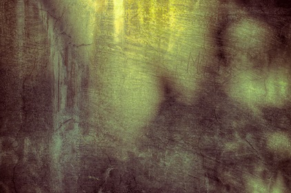 Brown Green Grungy Wall Texture