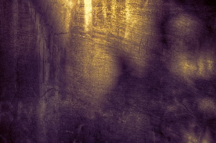 Grungy Purple Yellow Background Texture