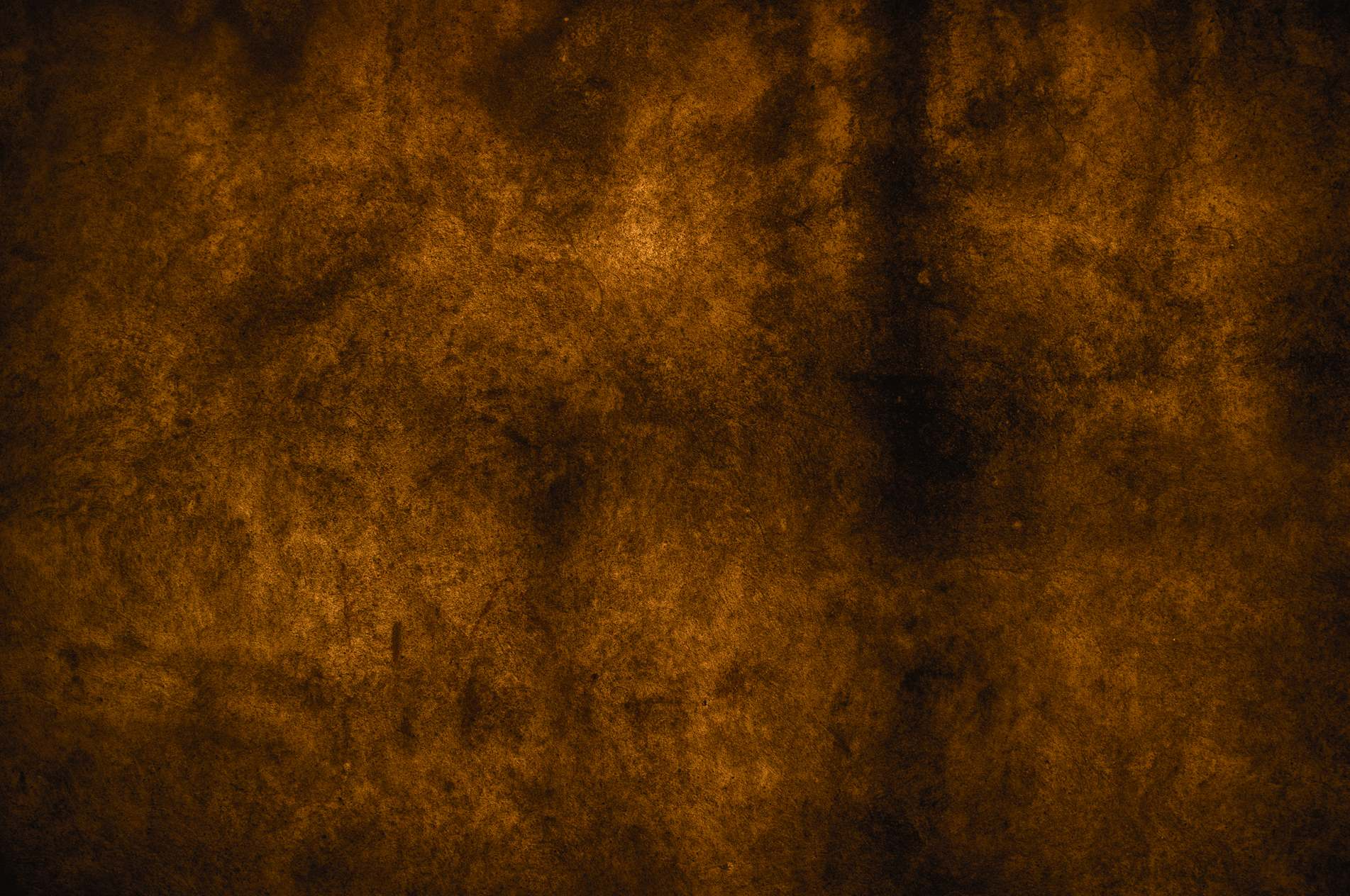 Brown Textured Concrete : Dark brown grungy wall texture background photohdx