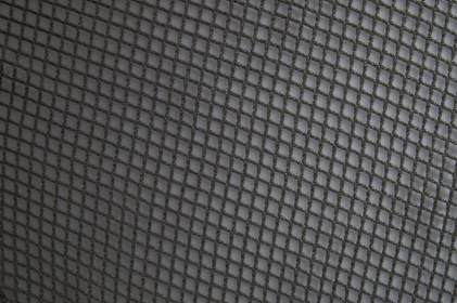 Black Fabric Grid Background
