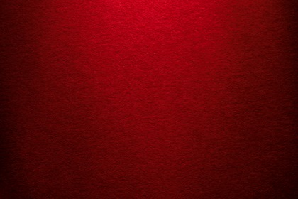 Clean Deep Red Paper Texture Background