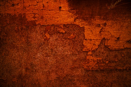Dark Red Old Wall Texture