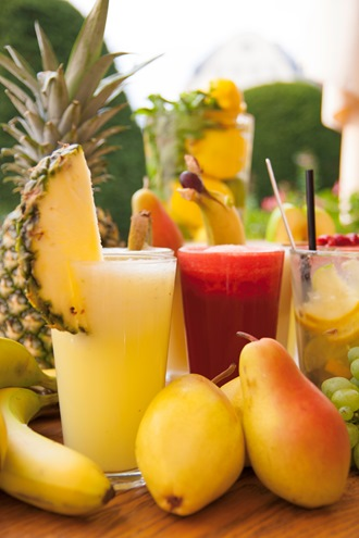 Fresh Juice Fruits