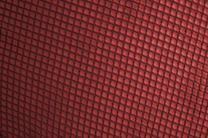 Red Grid Background