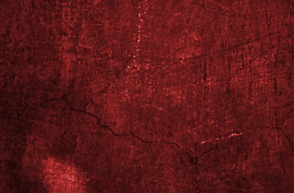 Red Grungy Wall Texture Background