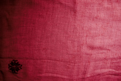 Red Vintage Canvas Texture