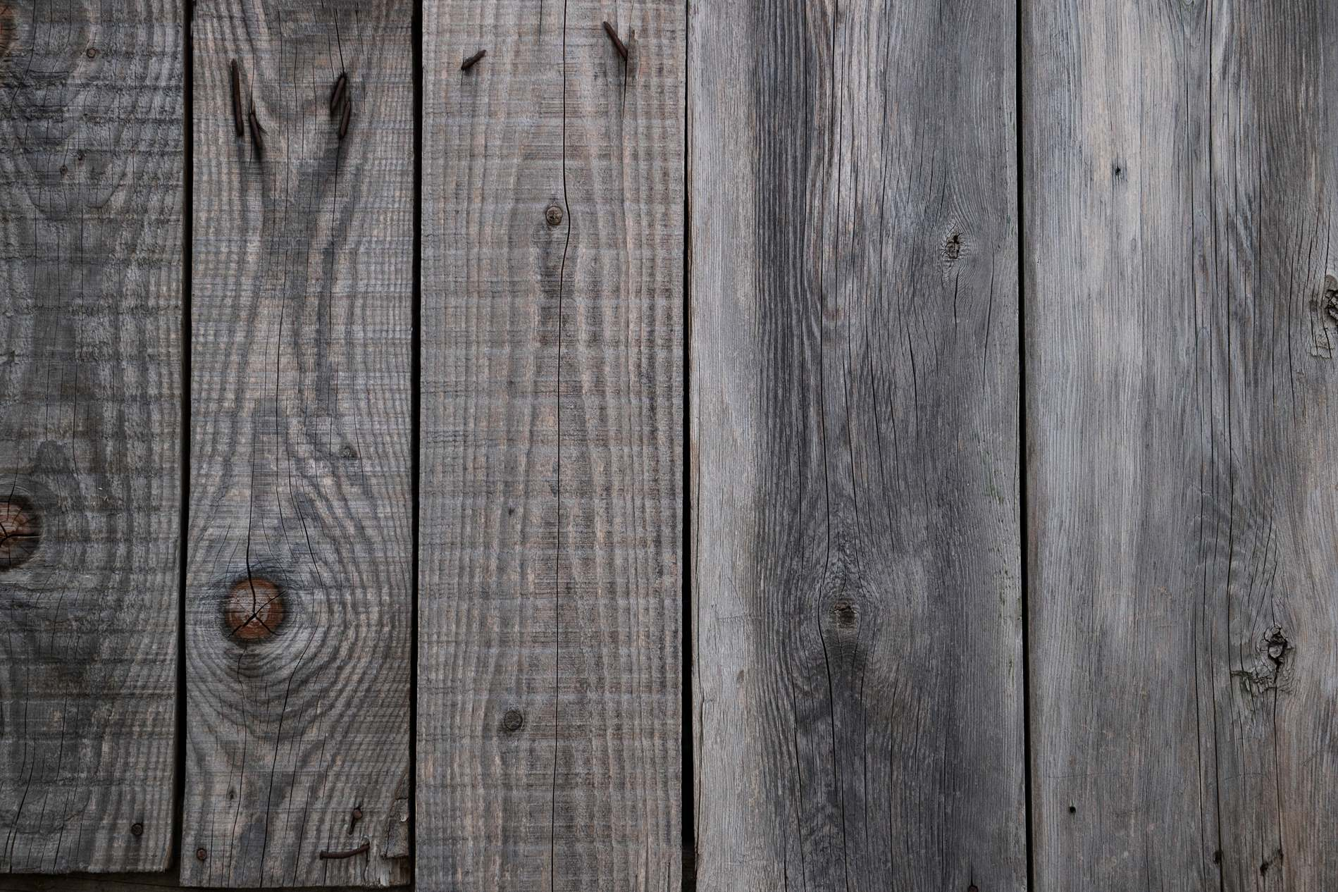 grey wood planks background