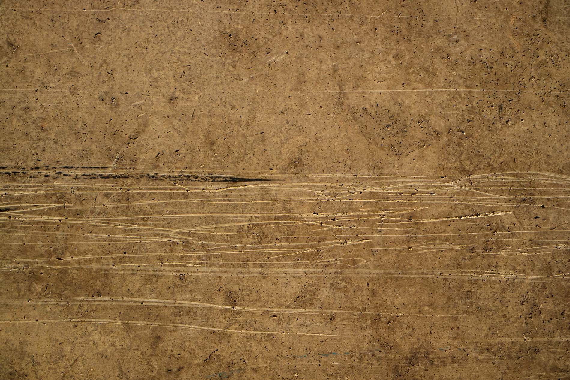 Brown Textured Concrete : Brown scratched concrete wall texture photohdx