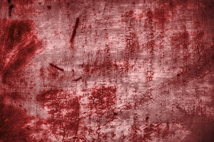 Grungy Horror Red Background