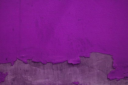 Purple Withered Paint Wall Texture