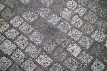 Dirty Paved Road Texture