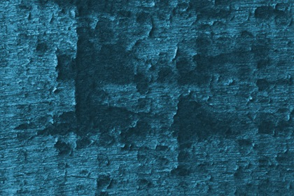 Grungy Dark Blue Horror Texture Background
