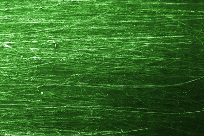 Green Grungy Scratched Texture